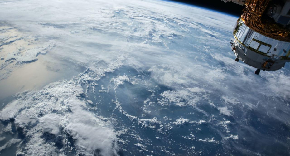 Marine Weather from Space
